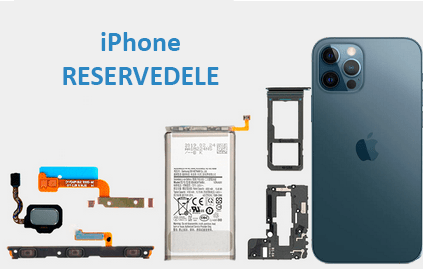 iPhone Reservedele